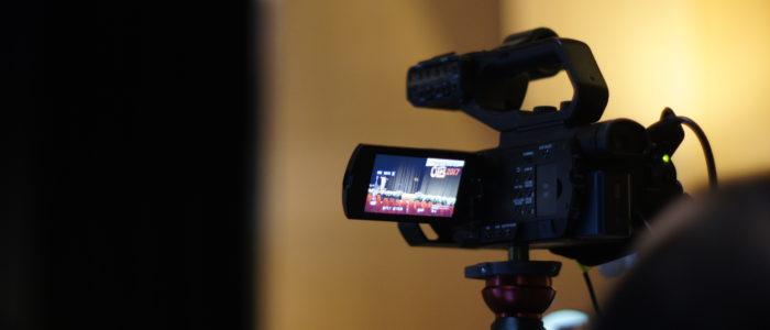 Installation d'une caméra